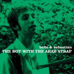 BELLE AND SEBASTIAN : LP The Boy with the Arab Strap (green)
