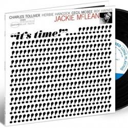 McLEAN jackie : LP It's Time