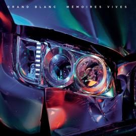 GRAND BLANC : CD Mémoires Vives