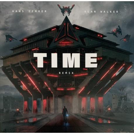 "ZIMMER Hans : 12""EP Time (Alan Walker Remix)"