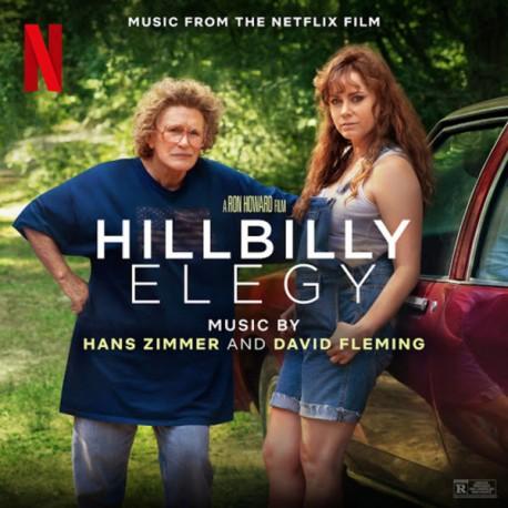 ZIMMER Hans : LP Hillbilly Elegy