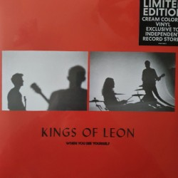KINGS OF LEON : LPx2 When You See Yourself (cream)