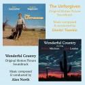 NORTH Alex / TIOMKIN Dimitri : CD The Unforgiven / The Wonderful Country