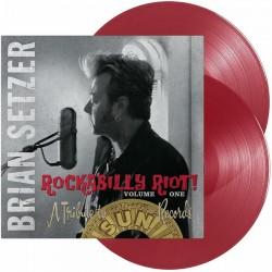 SETZER Brian : LPx2 Rockabilly Riot! Volume One - A Tribute To Sun Records