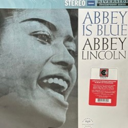 LINCOLN Abbey : LP Abbey Is Blue