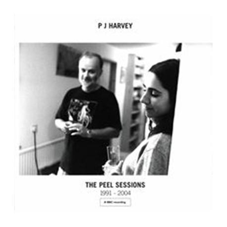 PJ HARVEY : LP The Peel Sessions 1991 - 2004