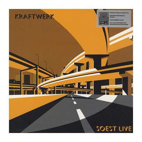 KRAFTWERK : LP Soest Live