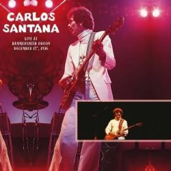 SANTANA : LP Live At Hammersmith Odeon December 15th, 1976