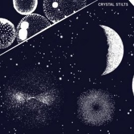 CRYSTAL STILTS : LP In Love With Oblivion