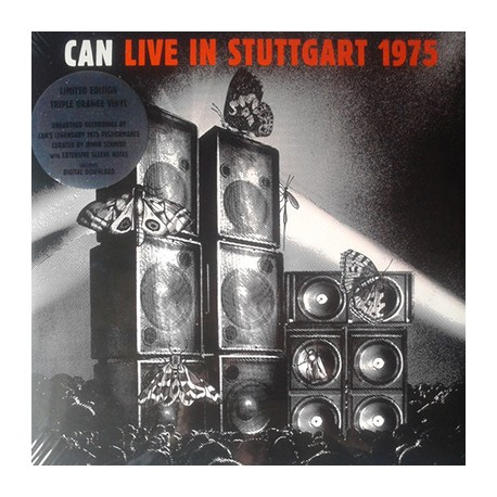 CAN : LPx3 Live In Stuttgart 1975 (orange)