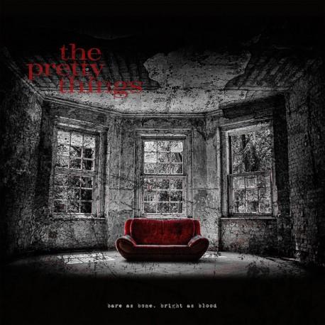 PRETTY THINGS (the) : LP Bare As Bone, Bright As Blood