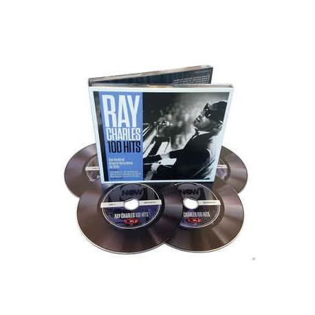 BERRY Chuck : CDx4 100 Hits