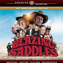 MORRIS John : LP Blazing Saddles