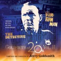 GOLDSMITH Jerry : CD Goldsmith At 20th Vol. 2 – The Detective / The Flim-Flam Man