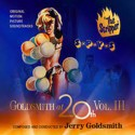GOLDSMITH Jerry : CDx2 GOLDSMITH AT 20th VOL. 3 – THE STRIPPER / S*P*Y*S