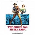MORRICONE Ennio : CDx2 Two Mules For Sister Sara