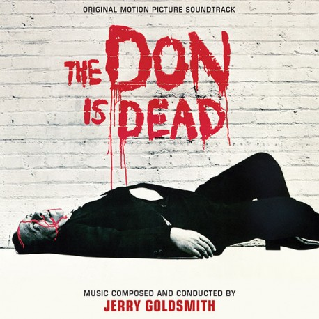 GOLDSMITH Jerry : CD The Don Is Dead