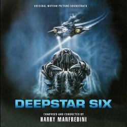 MANFREDINI Harry : CD Deepstar Six