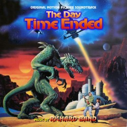 BAND Richard : CD The Day Time Ended