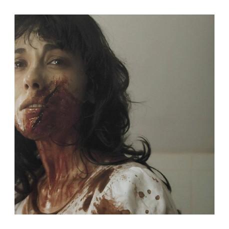 GESQUA Raphaël : LP À L'Intérieur (Original Rejected Motion Picture Score)