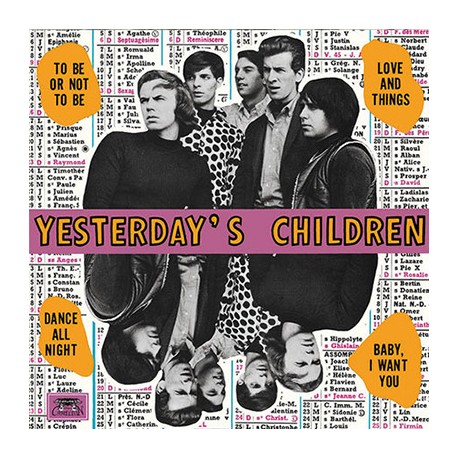 YESTERDAY'S CHILDREN : Love And Things