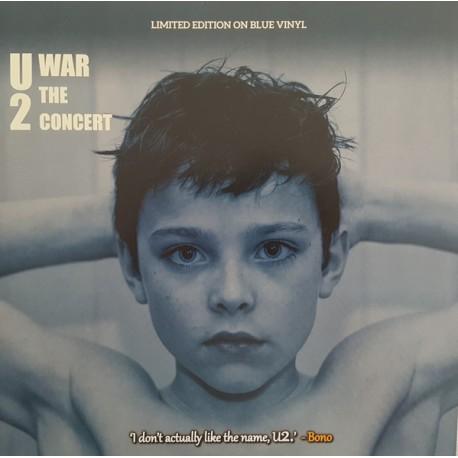 "U2 : 10""LPx2 War The Concert"