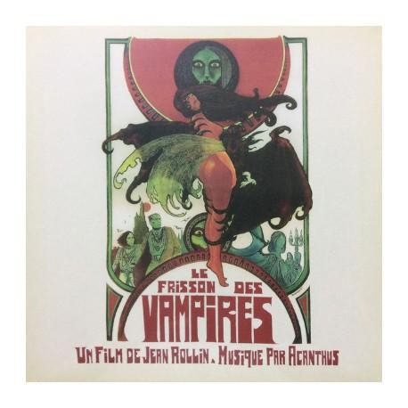 ACANTHUS : LP Le Frisson Des Vampires