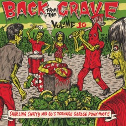 VARIOUS : LP Back From The Grave Volume 10