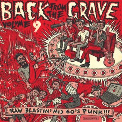 VARIOUS : LP Back From The Grave Volume 9