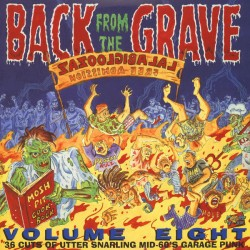 VARIOUS : LPx2 Back From The Grave Volume 8