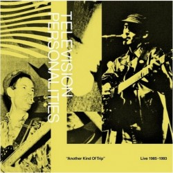 TELEVISION PERSONALITIES : LPx2 Another Kind of Trip