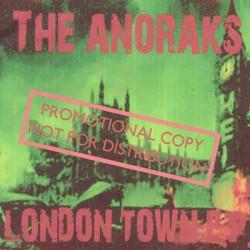 ANORAKS (the) : CDREP London Town EP