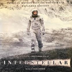 ZIMMER Hans : LPx4 Interstellar (Original Motion Picture Soundtrack Expanded Edition)