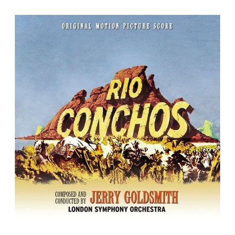 GOLDSMITH Jerry : CD Rio Conchos / The Artist Who Did Not Want To Paint