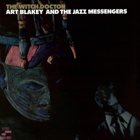 ART BLAKEY AND THE   JAZZ MESSENGERS : LP The Witch Doctor