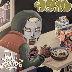 MF DOOM : LPx2 MM..Food