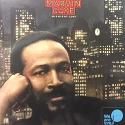 GAYE Marvin : LP Midnight Love