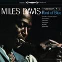 MILES DAVIS : LP Kind Of Blue (legacy - white)