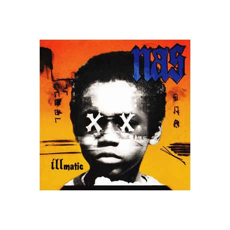 NAS : LP Illmatic XX