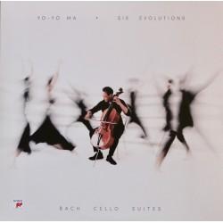 YO-YO MA : LPx3 Six Evolutions - Bach : Cello Suites