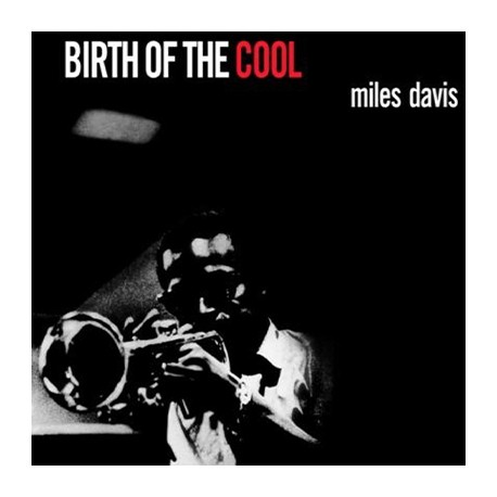 MILES DAVIS : LP Birth Of The Cool (color)