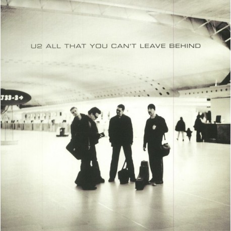U2 : LPx2 All That You Can't Leave Behind 20th Anniversary