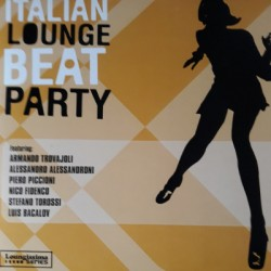 VARIOUS : LPx2 Italian Lounge Beat Party