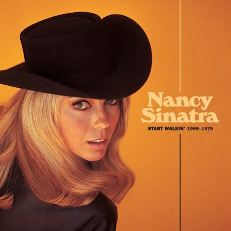 SINATRA Nancy : CD Start Walkin' 1965-1976