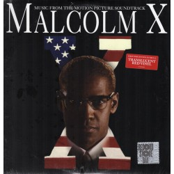 OST : LP Malcolm X