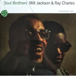 CHARLES Ray & JACKSON Milt : LP Soul Brothers (2021)