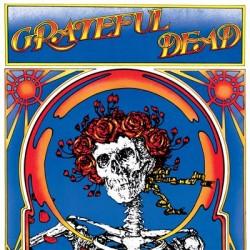 GRATEFUL DEAD : LPx2 Grateful Dead - Skull & Roses 50ème Anniversaire