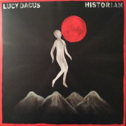 DACUS Lucy : LP Historian (clear)