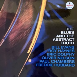 NELSON Oliver : LP The Blues And The Abstract Truth