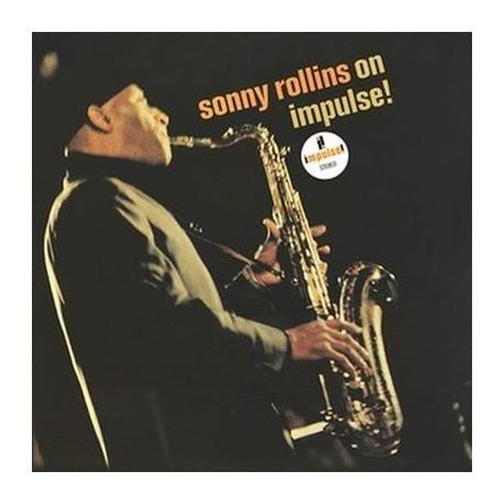 SONNY ROLLINS : LP On Impulse!